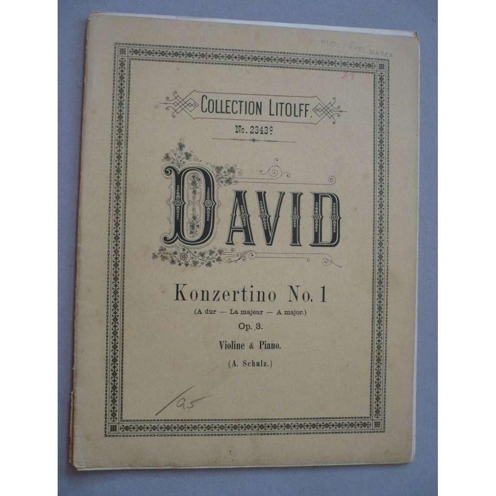 Konzertino No.1
