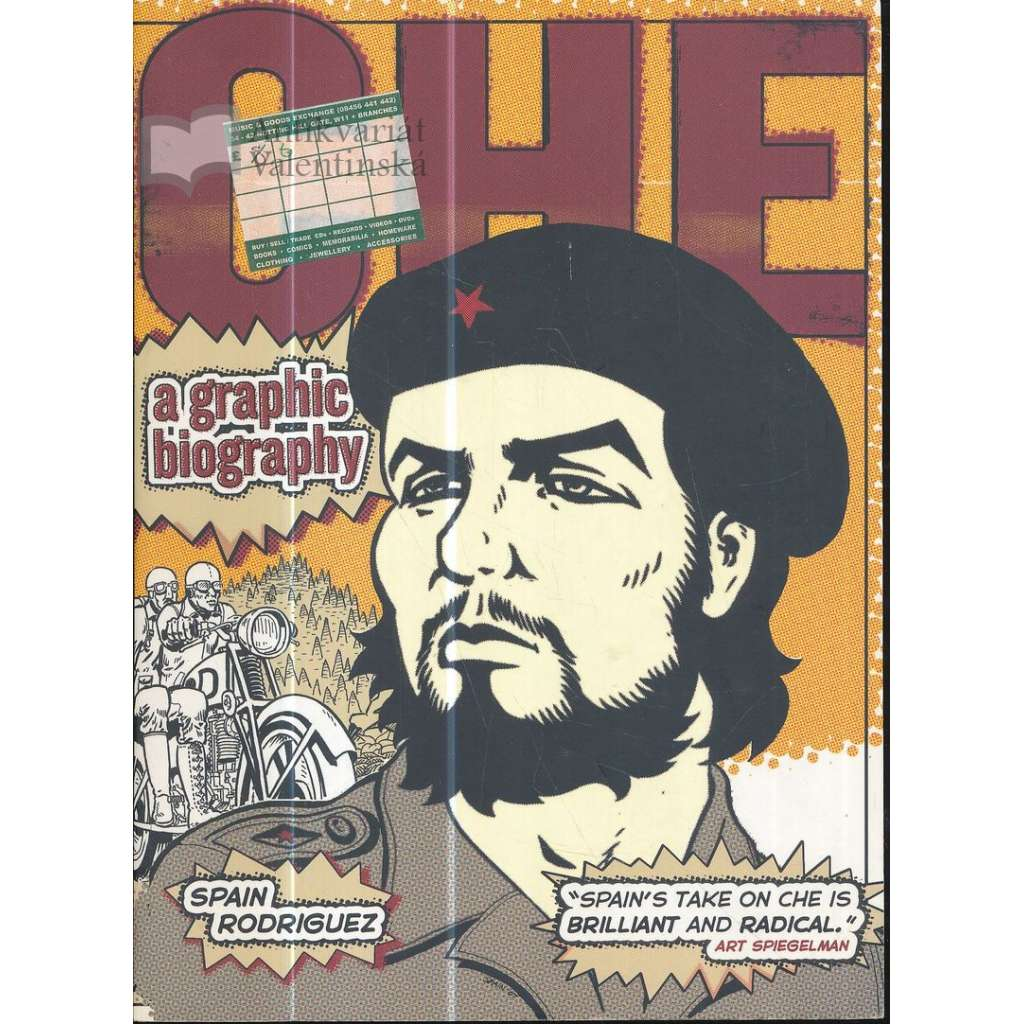 Che: A Graphic Biography (komiks)