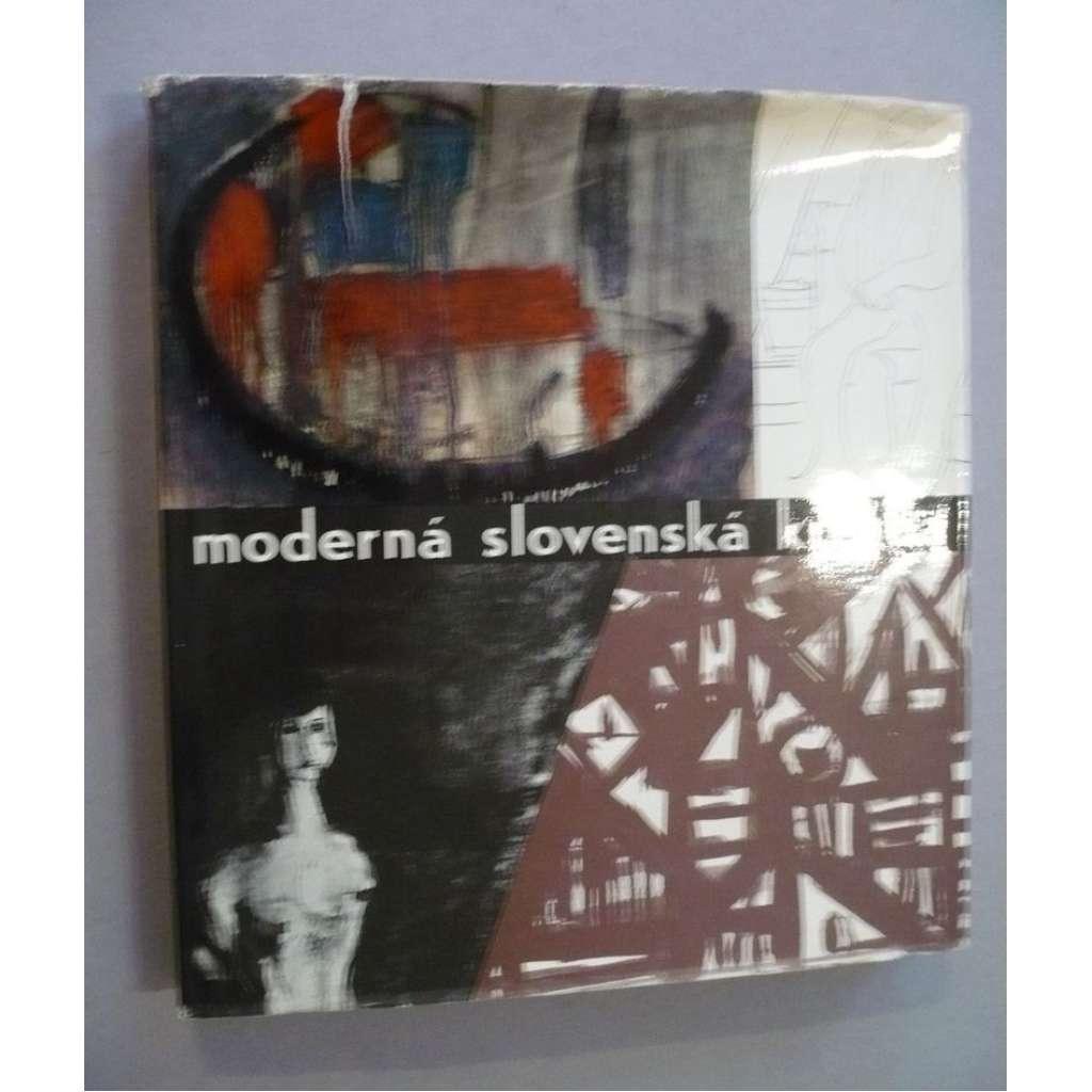 Moderná slovenská kresba