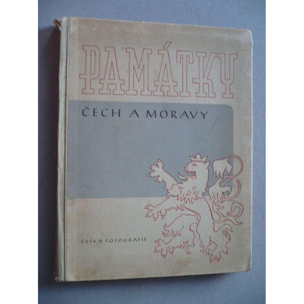 Památky Čech a Moravy. Česká fotografie 1942