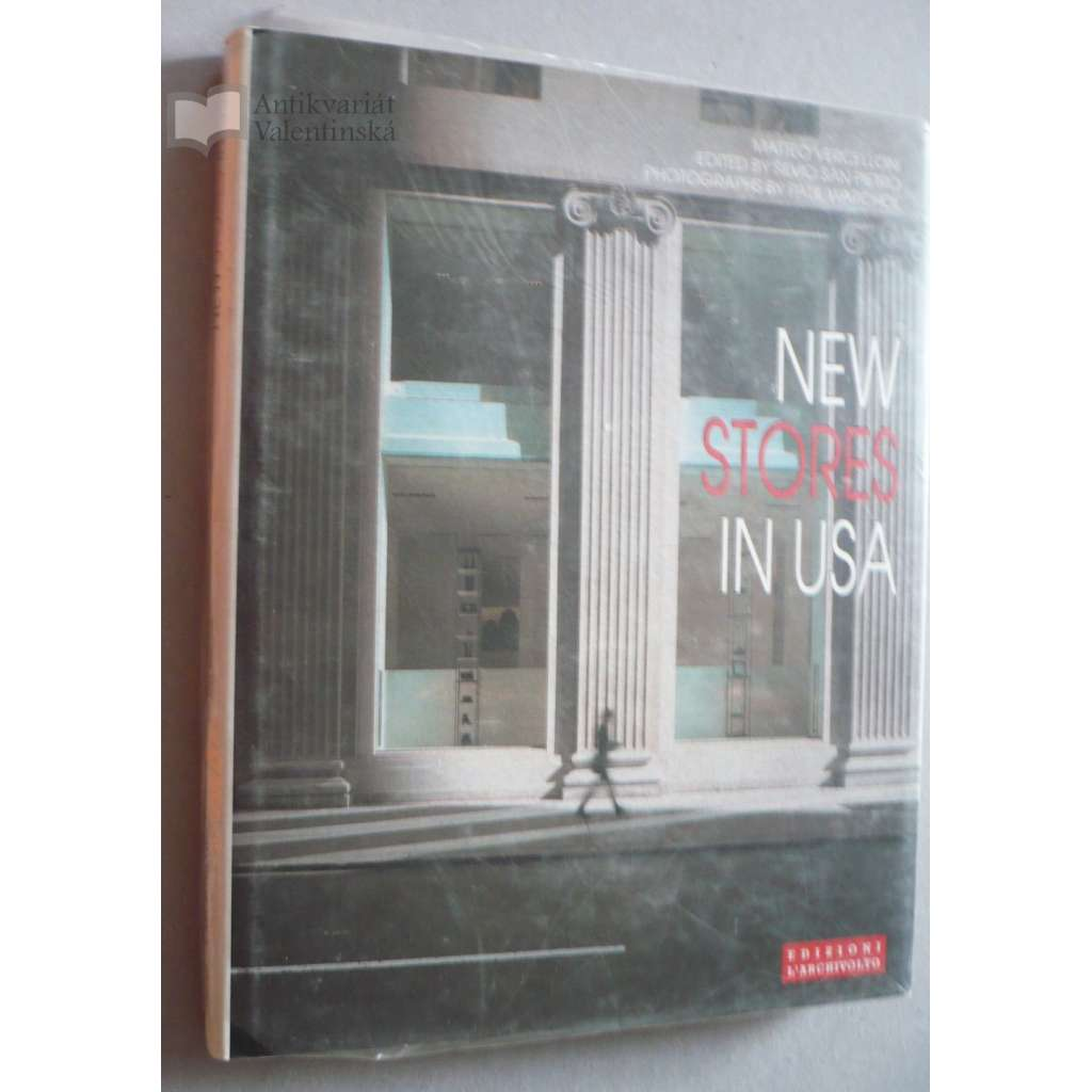 New Stores in the USA (International architecture & interiors)
