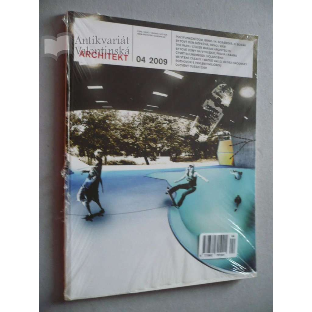 Architekt 04/2009, časopis