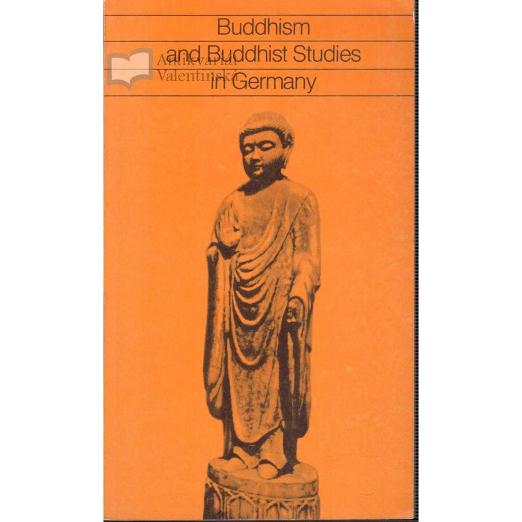 Buddhism and Buddhist Studies in Germany