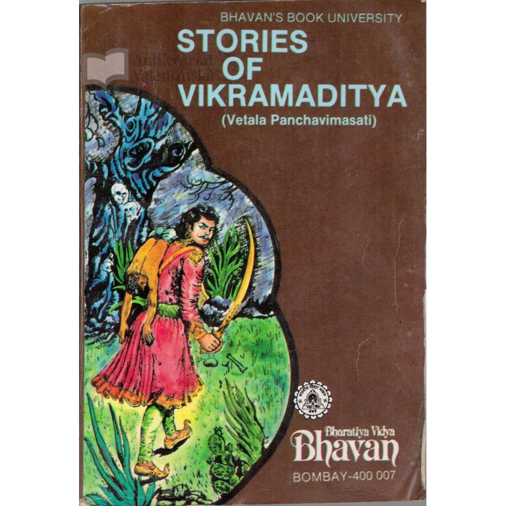 Stories of Vikramaditya
