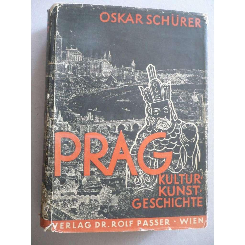 Prag - Kultur/Kunst/Geschichte (Kultura/umění/historie)