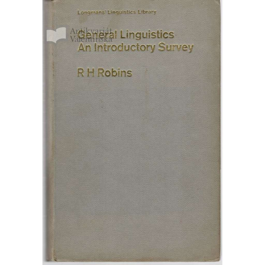 General Linguistics (Obecná lingvistika)