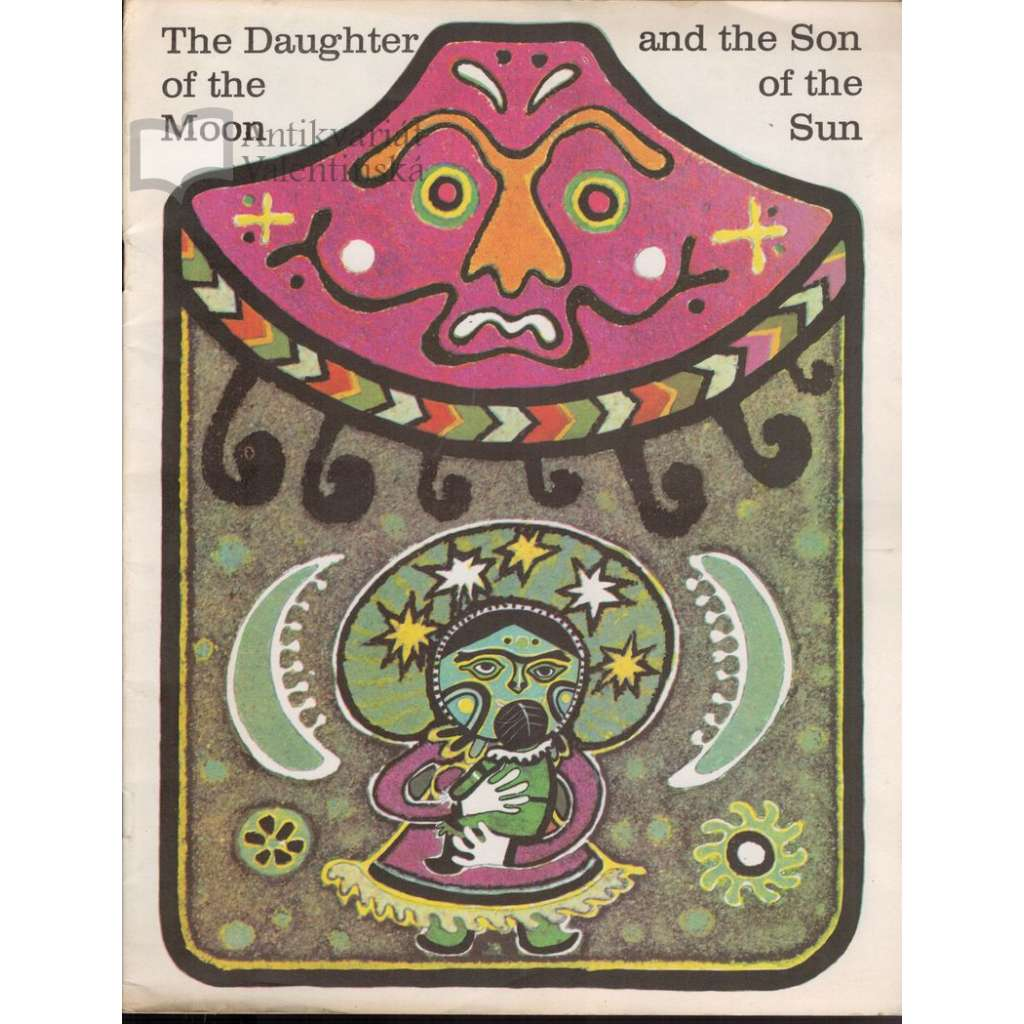 The Daughter of the Moon and the Son of the Sun (ruské pohádky)