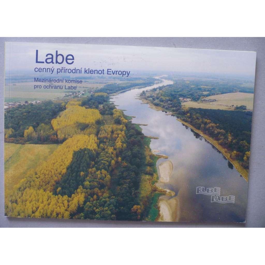 Labe - cenný přírodní klenot Evropy