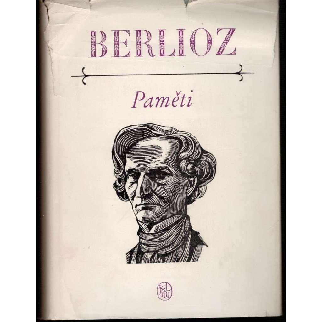 Berlioz - Paměti. Cesty po Italii, Německu, Rusku a Anglii (1803-1865)