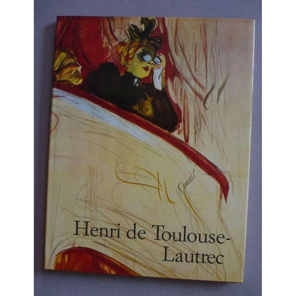 Henri de Toulouse - Lautrec (v němčině)