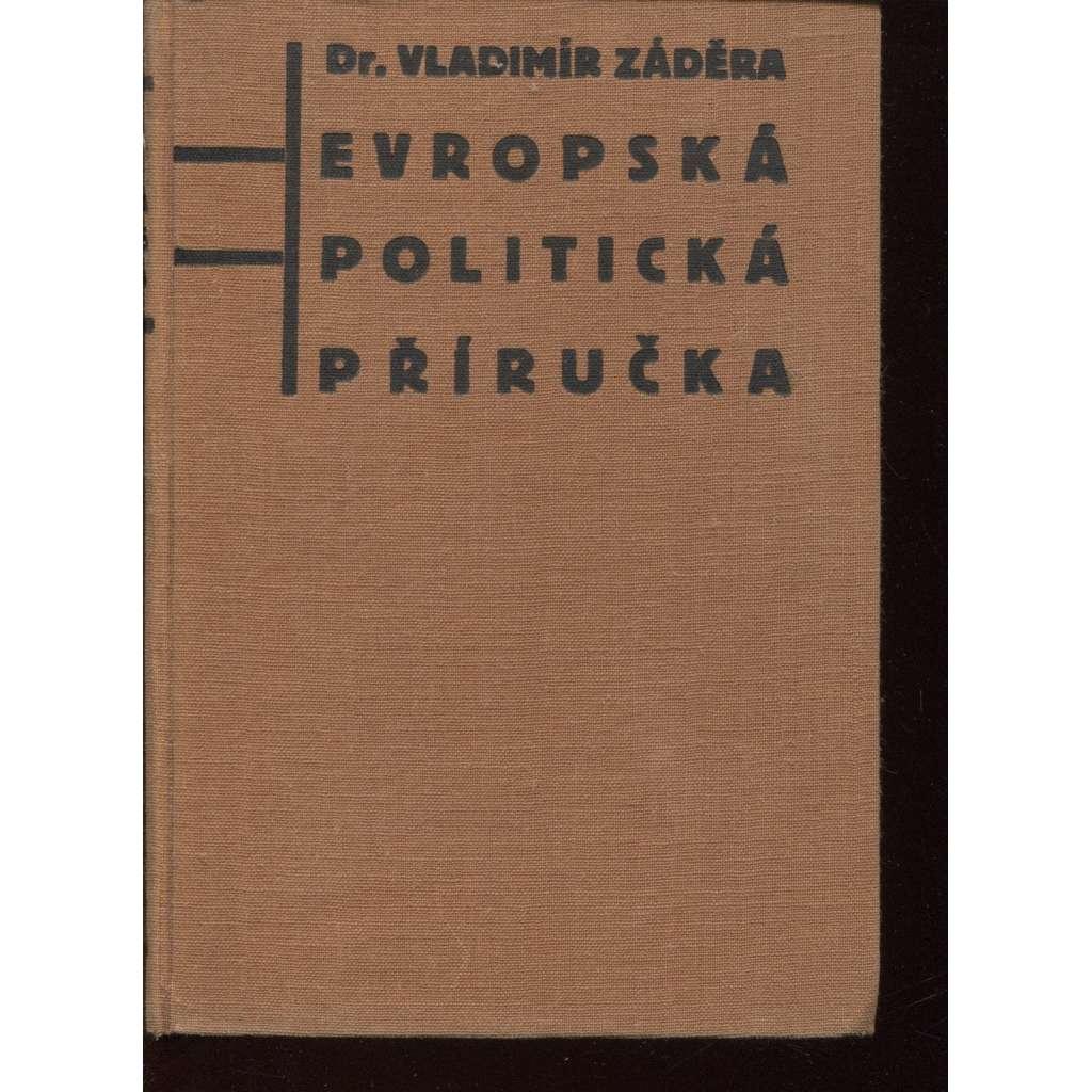 Evropská politická příručka