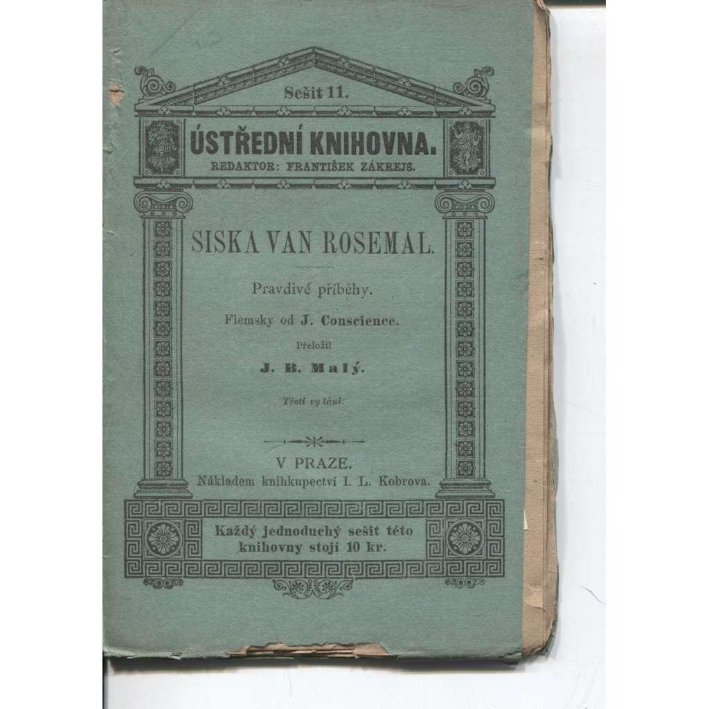 Siska van Rosemal (Ústřední knihovna)
