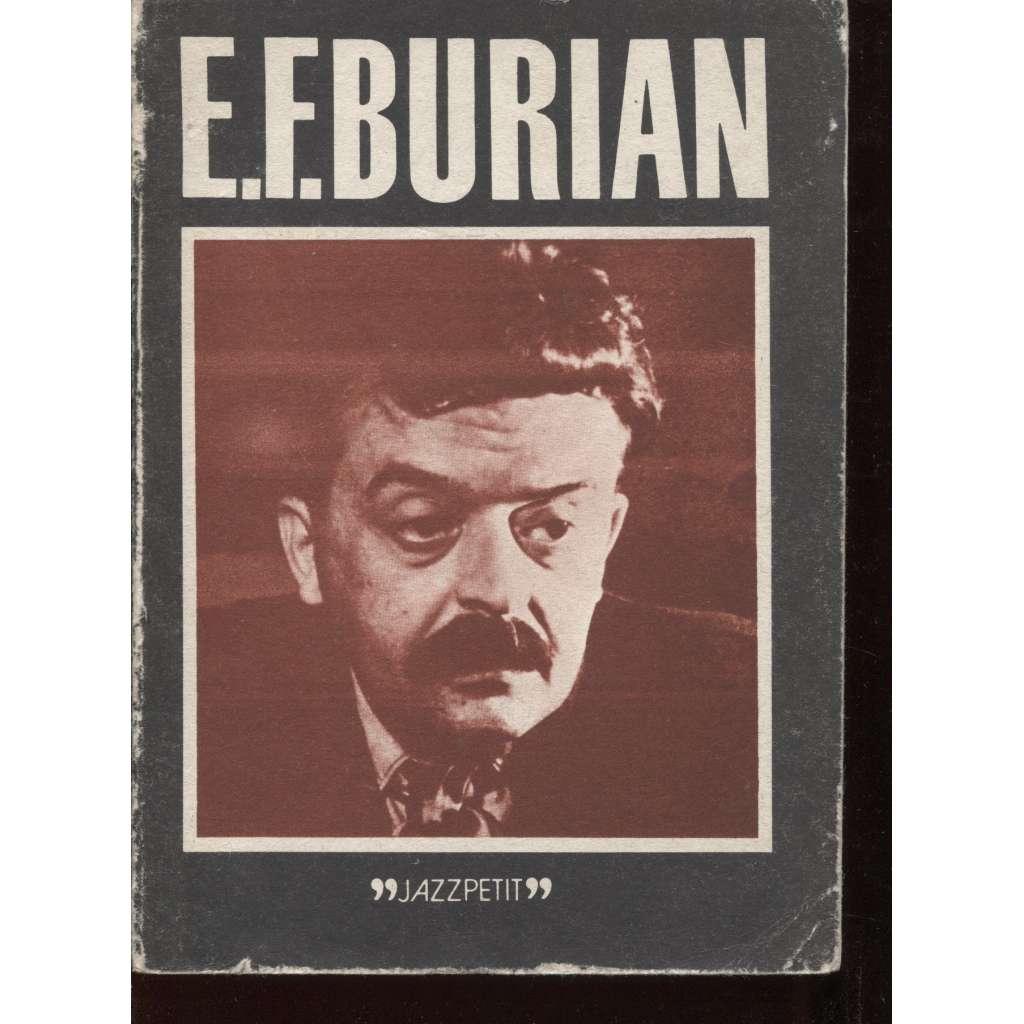 E. F. Burian (Jazz Petit)