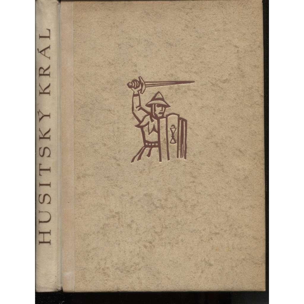 Husitský král (vazba kůže)