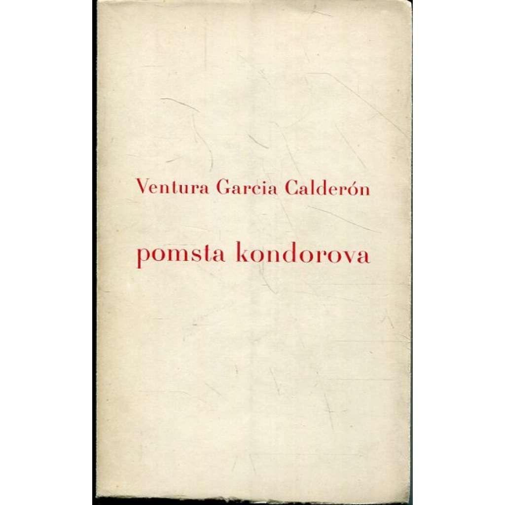Pomsta kondorova (edice Atlantis, 1936)