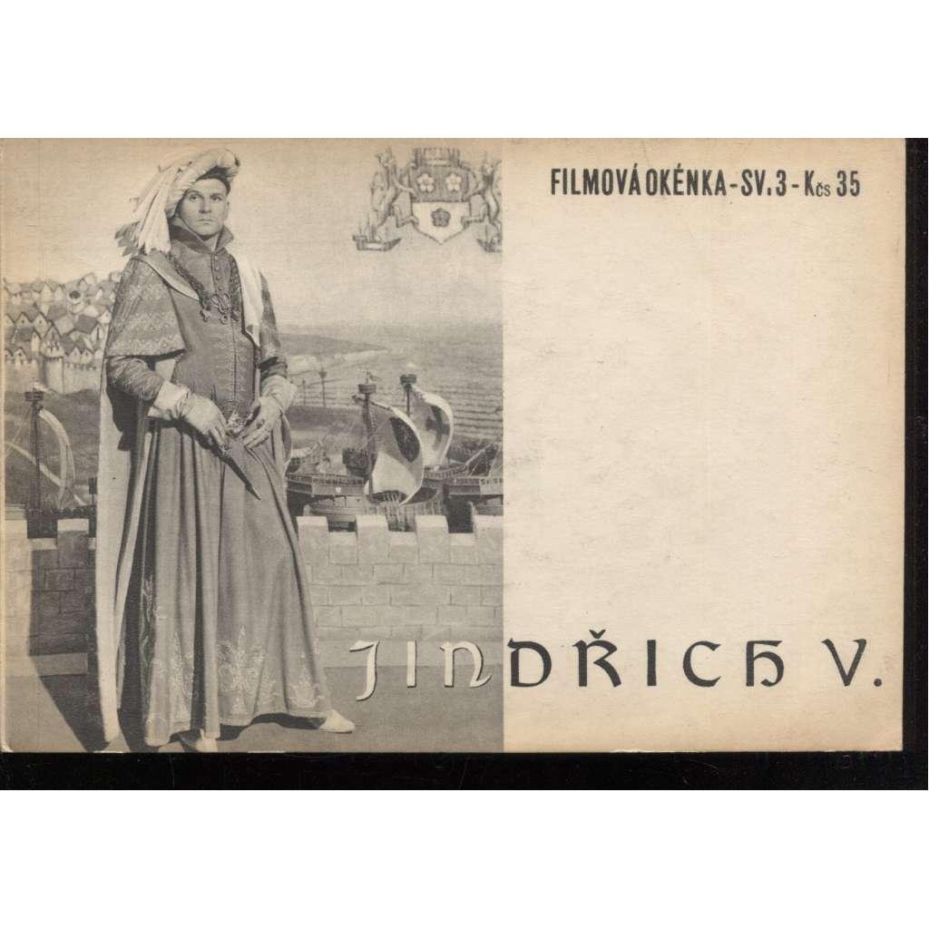 Jindřich V. (Filmová okénka)