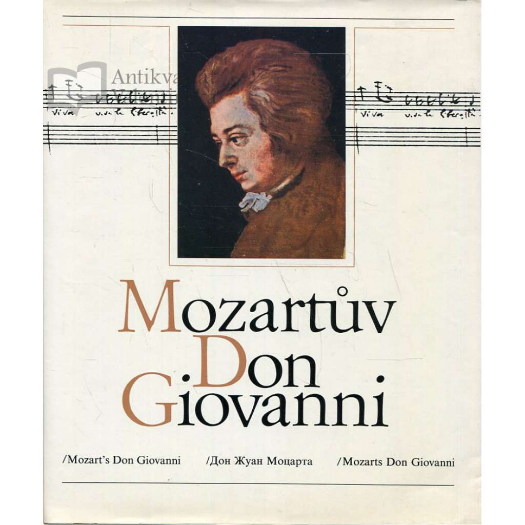 Mozartův Don Giovanni