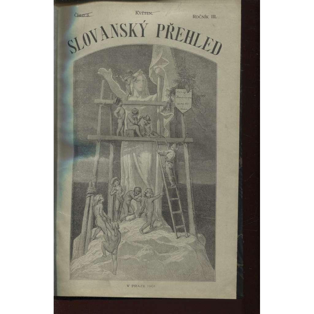 Slovanský Přehled, ročník 1901