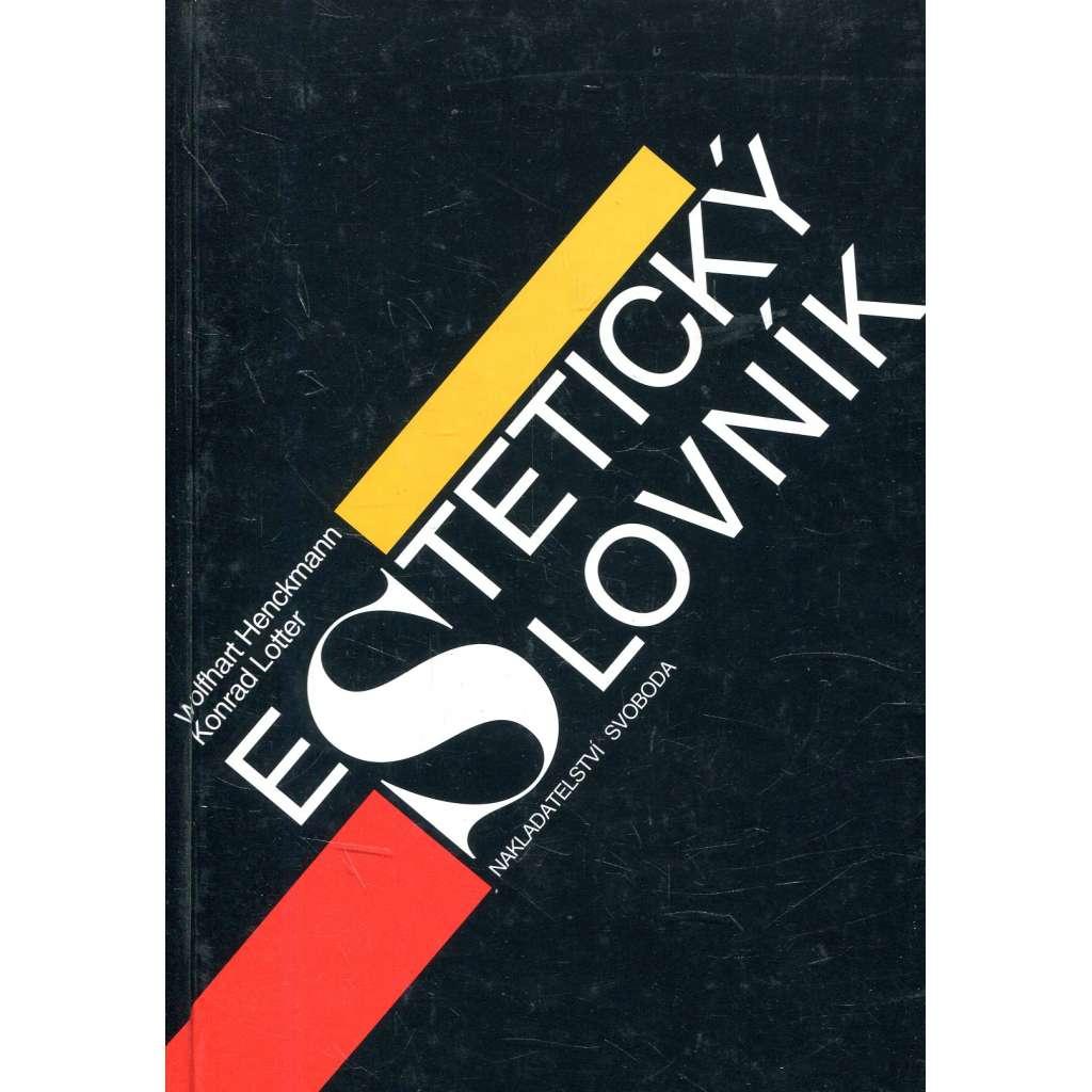 Estetický slovník