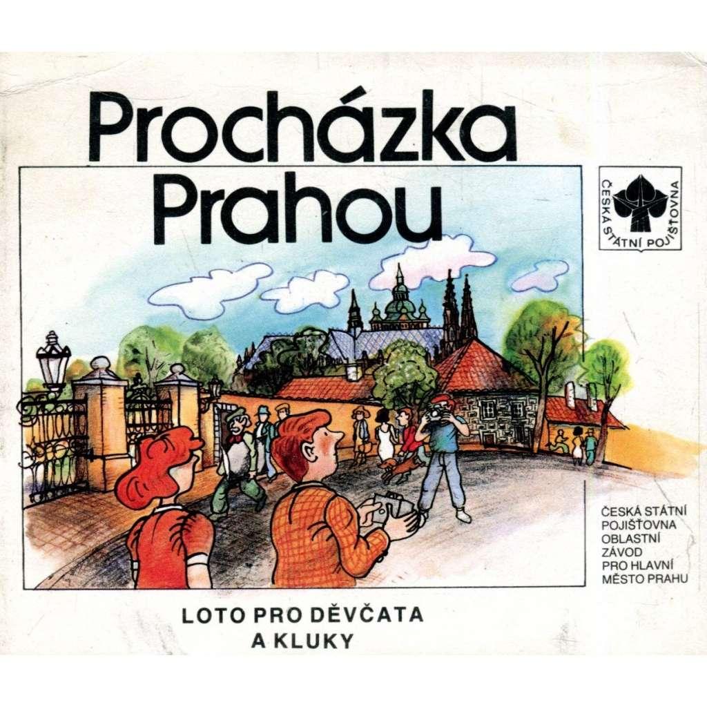 Procházka Prahou