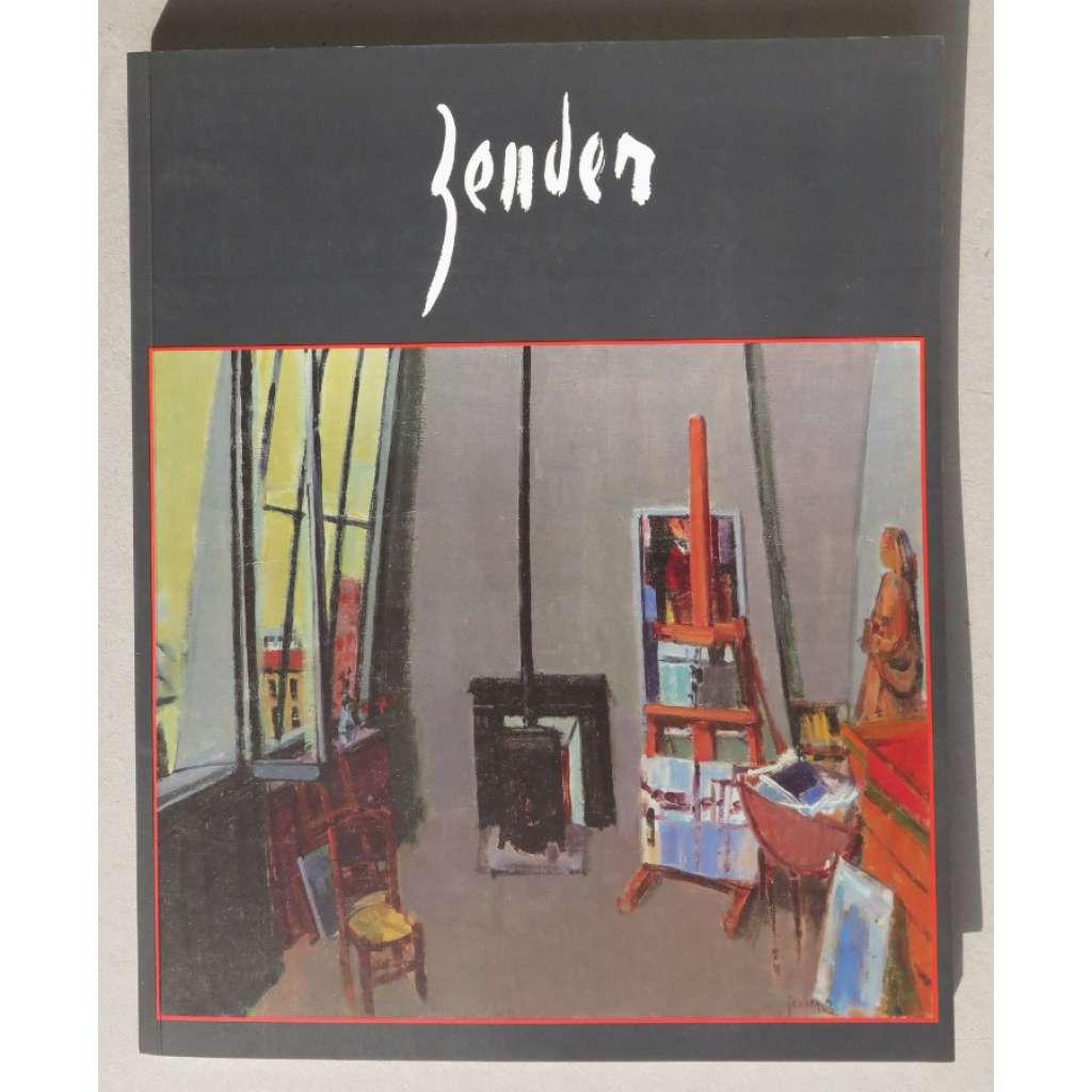Rudolf Zender. Maler und Grafiker 1901-1988
