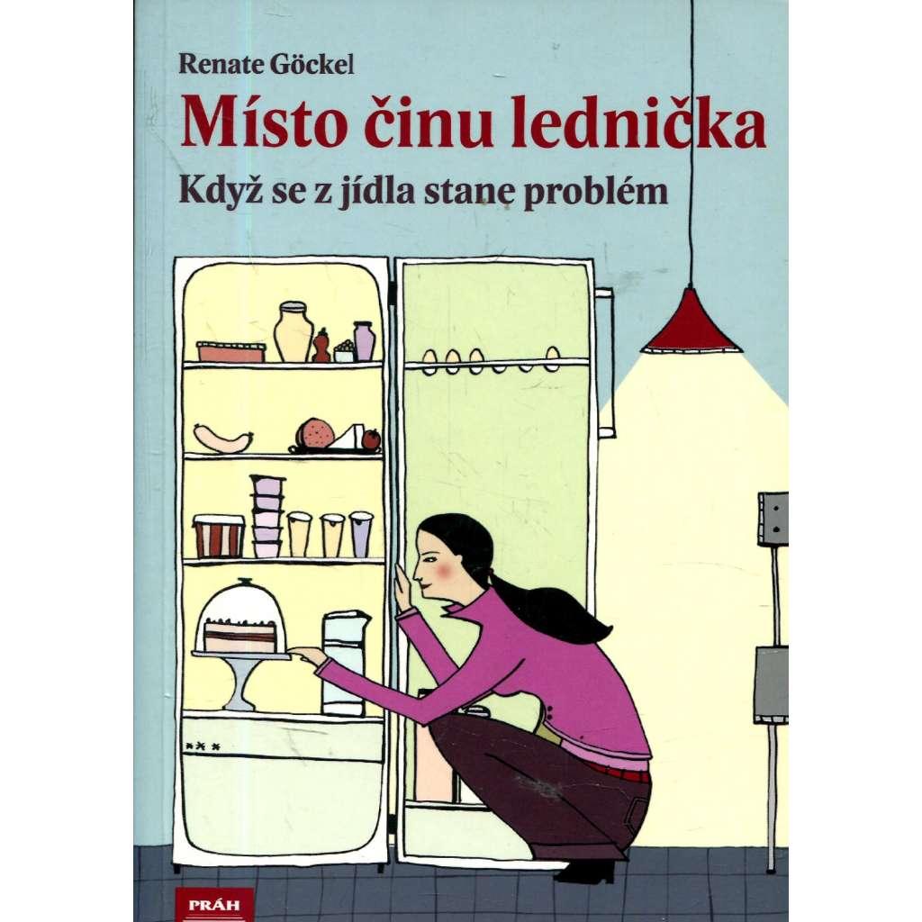 Image result for Místo činu lednička: Když se z jídla stane problém