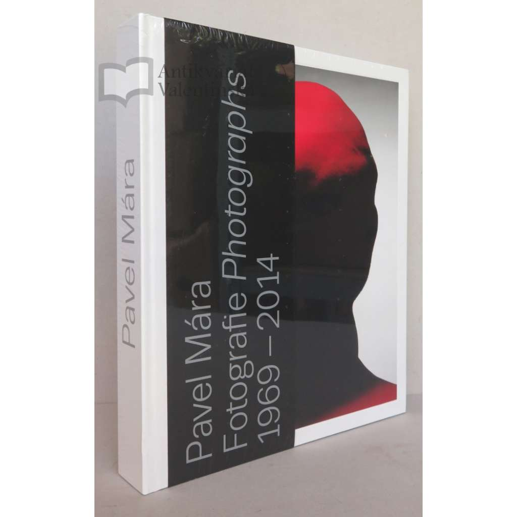 Pavel Mára: Fotografie / Photographs 1969 - 2014
