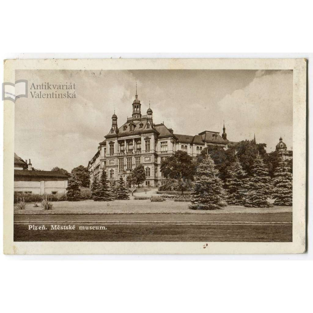 Plzeň , Městské museum