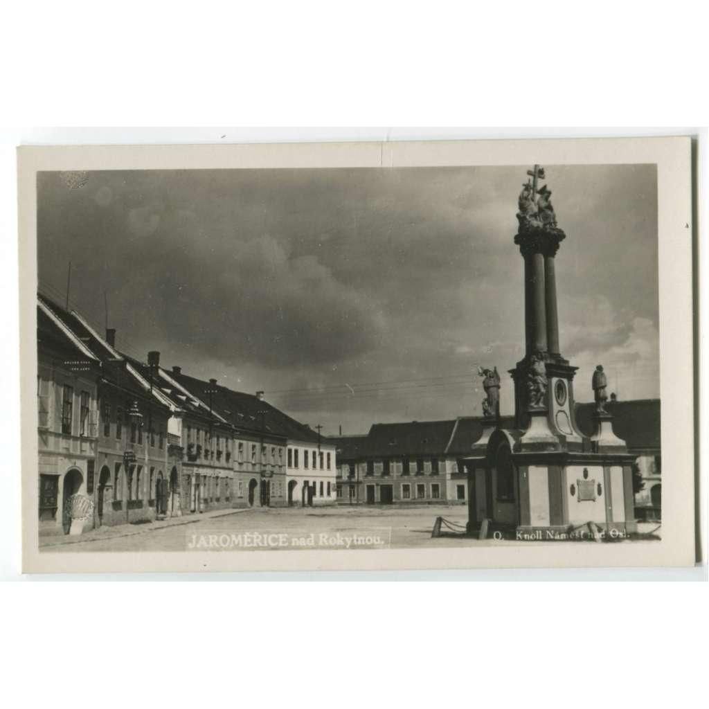 Jaroměřice nad Rokytnou, Třebíč