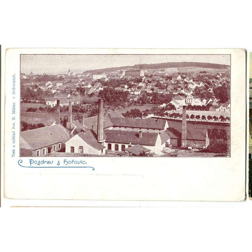 Hořovice, Beroun. továrna