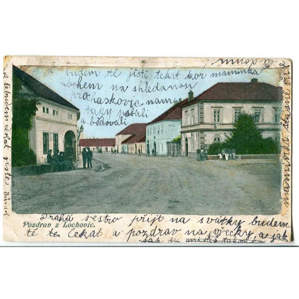 Lochovice, Beroun