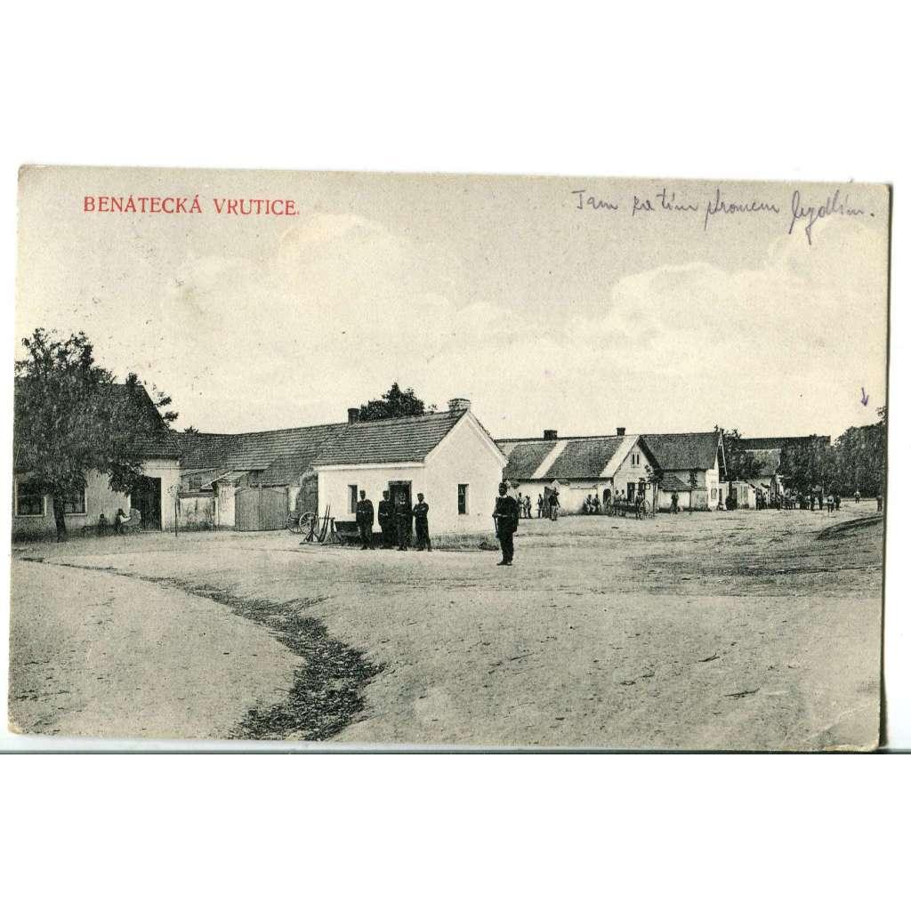 Benátecká Vrutice, Lysá Milovice, Nymburk