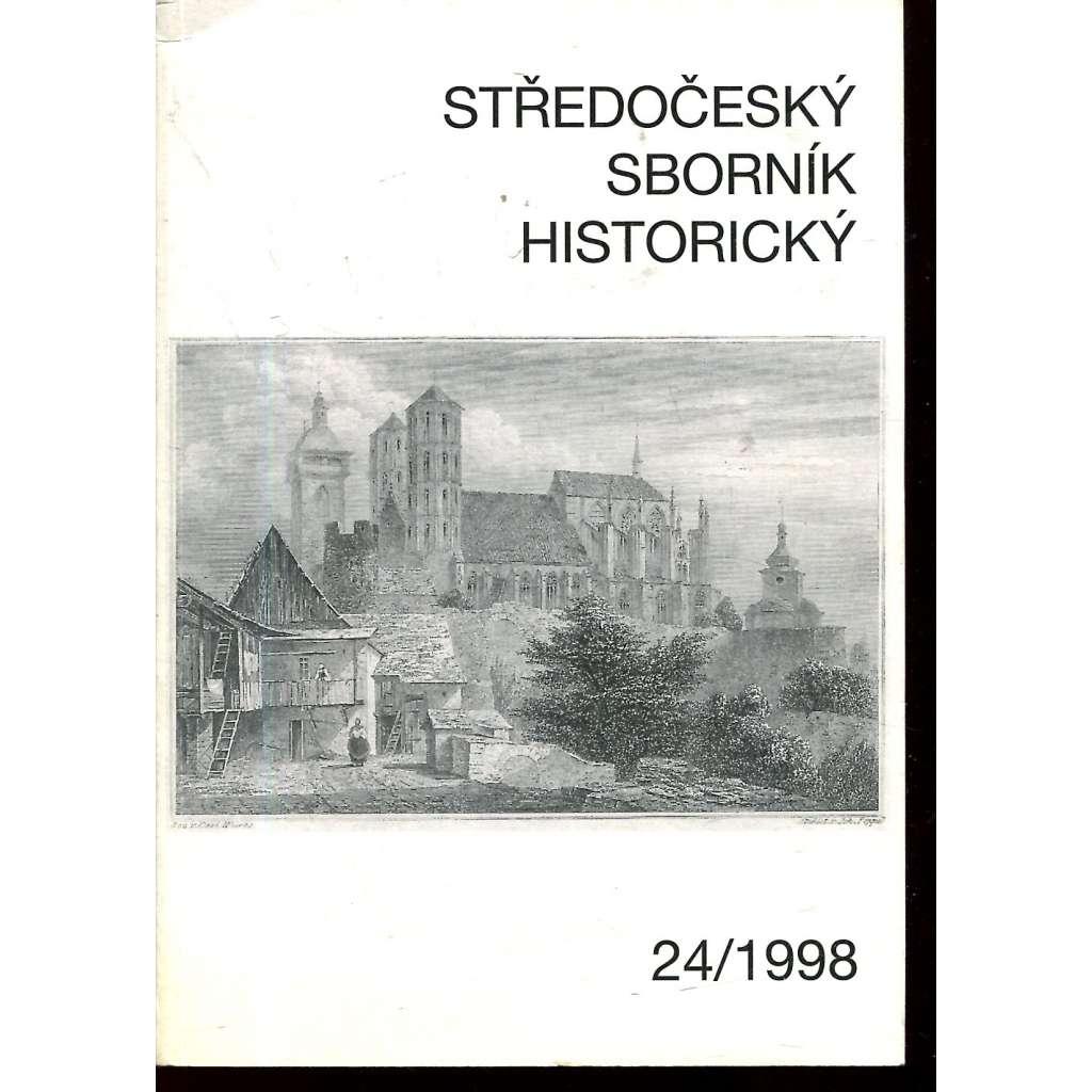 Sdředočeský sborník historický 24/1998