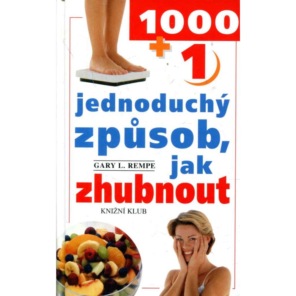 1001 jednoduchý způsob, jak zhubnout