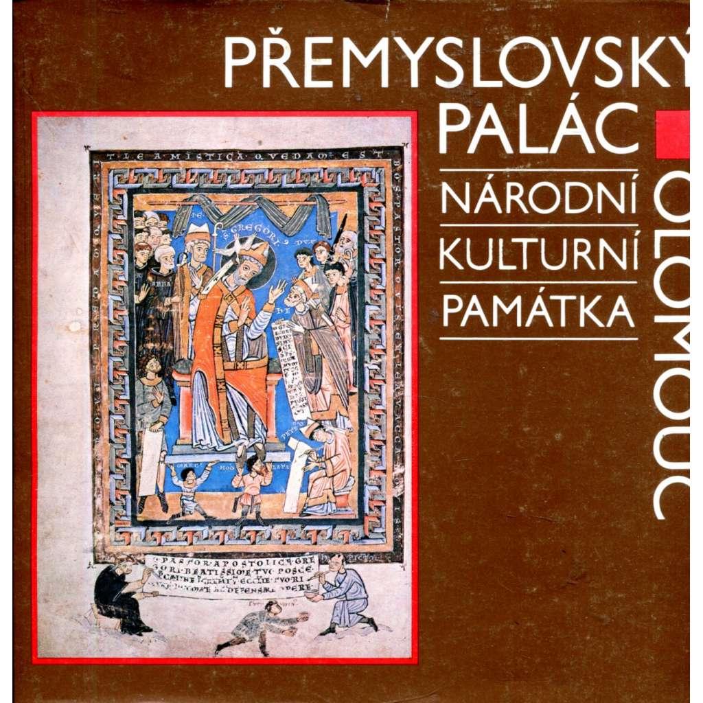 Přemyslovský palác v Olomouci (katalog  expozice)