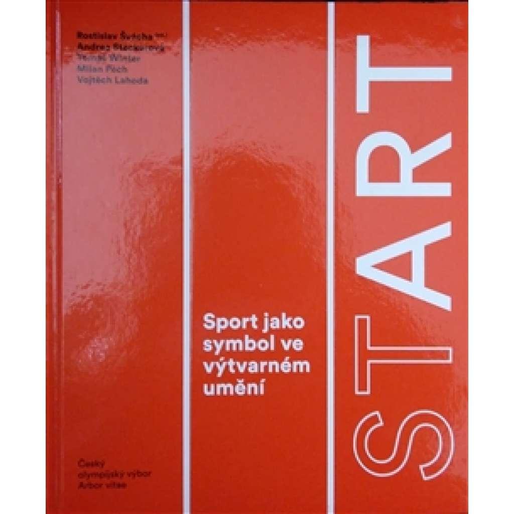 StArt. Sport jako symbol ve výtvarném umění