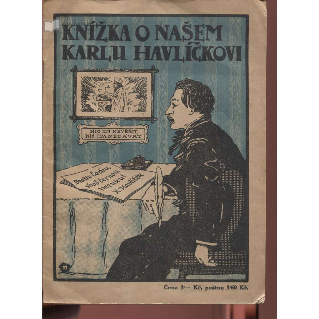 Knížka o našem Karlu Havlíčkovi (Karel Havlíček)