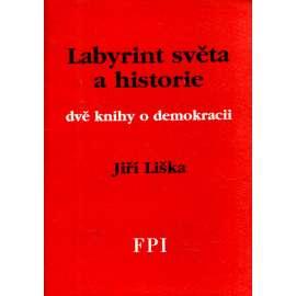 Labyrint světa a historie. Dvě knihy o demokracii