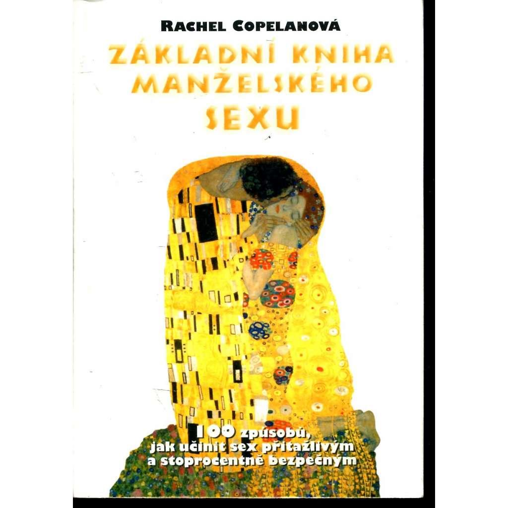 Základní kniha manželského sexu