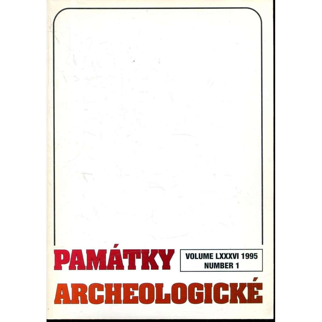 Památky archeologické 1995/1