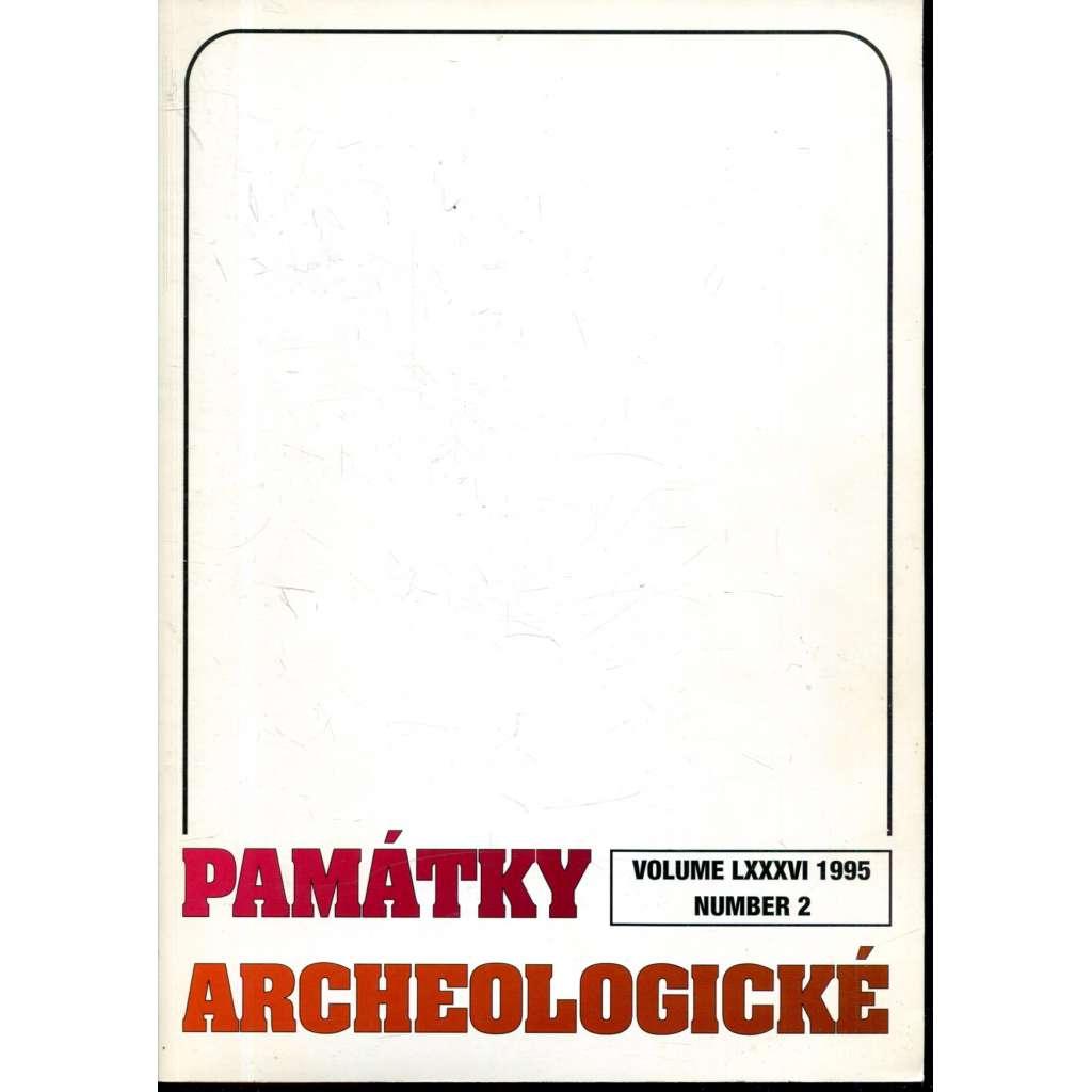Památky archeologické 1995/2
