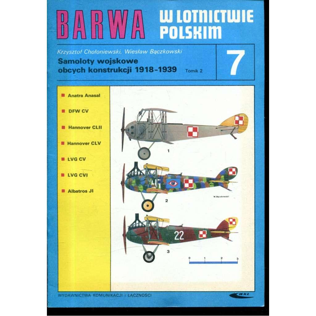 Barwa w lotnictwie Polskim 7