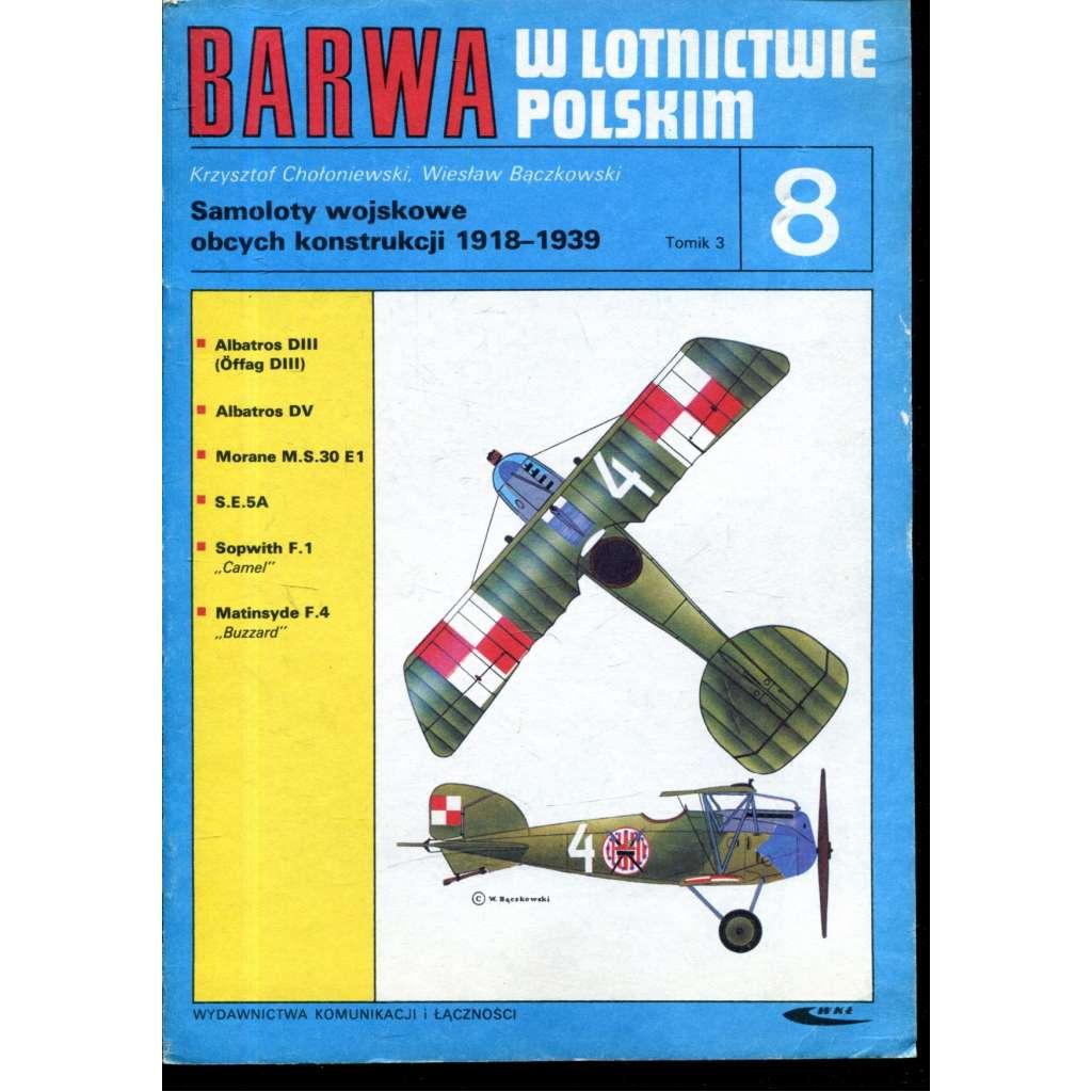 Barwa w lotnictwie Polskim 8