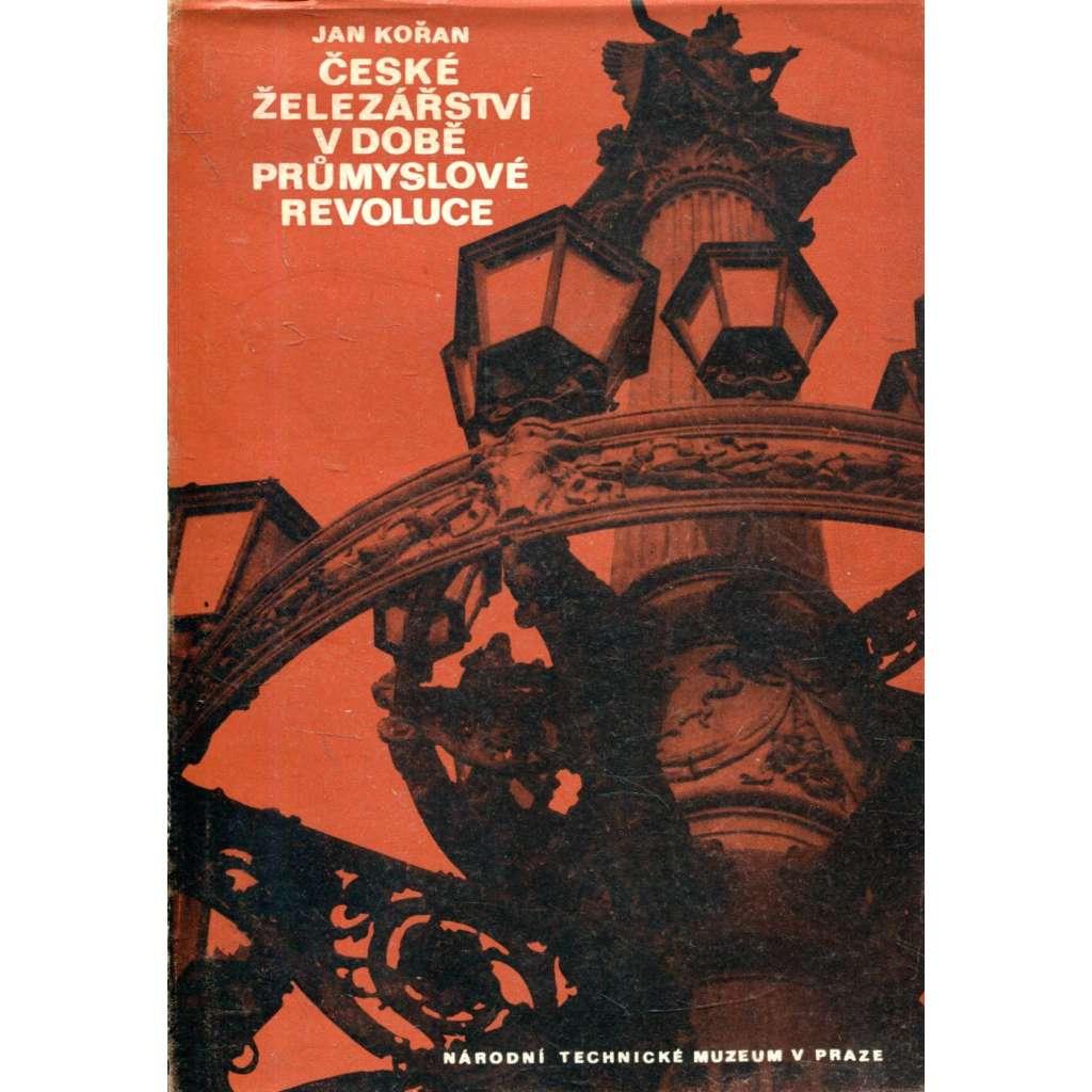 České železářství v době průmyslové revoluce