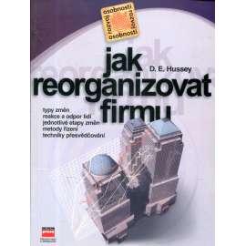Jak reorganizovat firmu