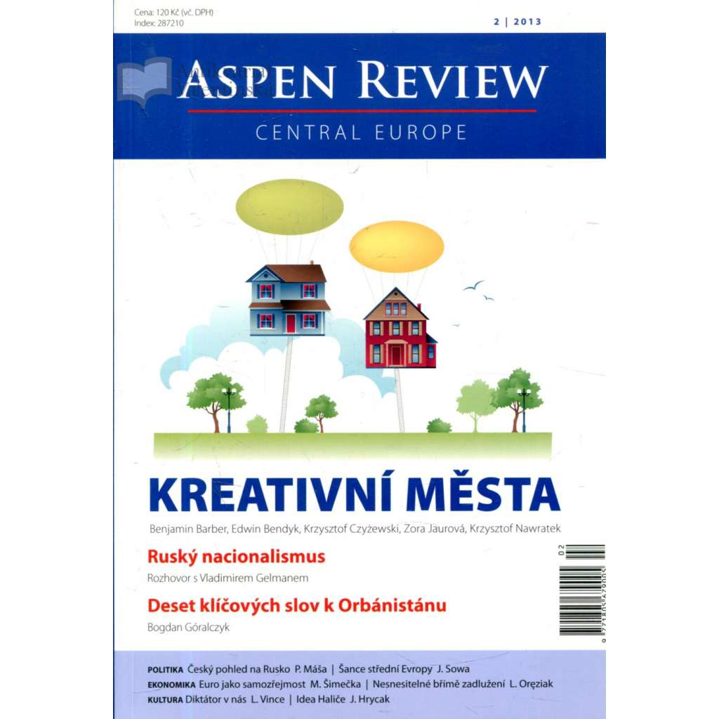 Aspen Review - 2/2013. Central Europe