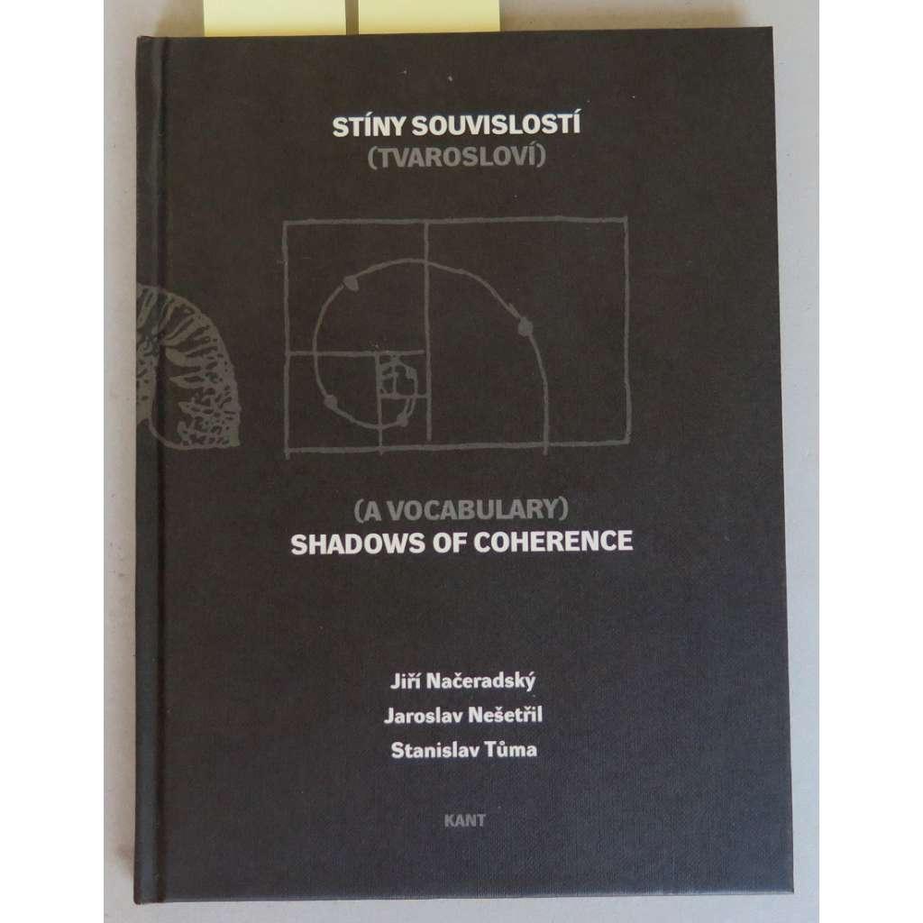 Stíny souvislostí (Tvarosloví) / Shadows of Coherence (A Vocabulary)