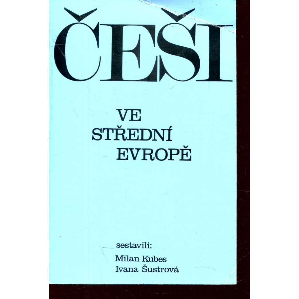 Češi ve střední Evropě (exilové vydání)