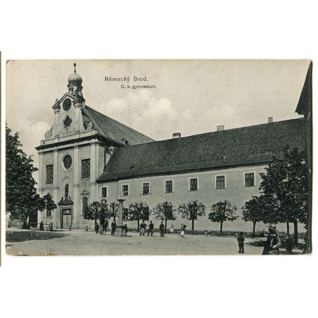Havlíčkův Brod, škola