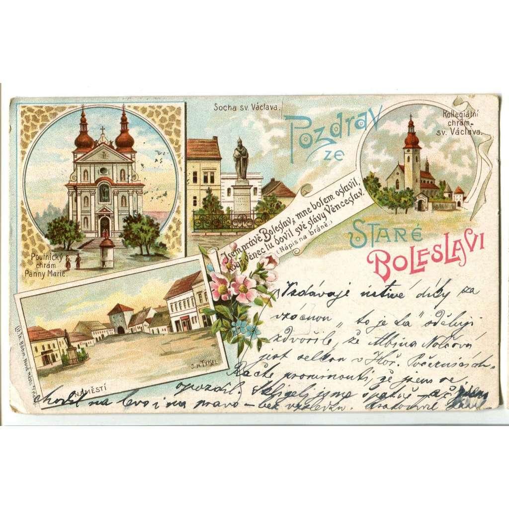 Stará Boleslav, Praha východ